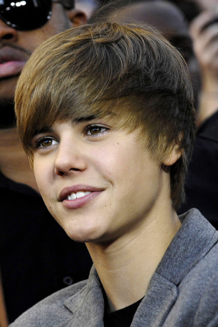 justin bieber you smile. all Justin Bieber. And you