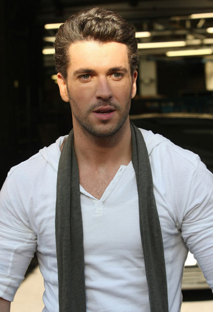 Shayne Ward New Hair