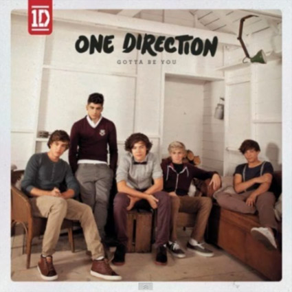 One Directions Gotta Be You Single Artwork