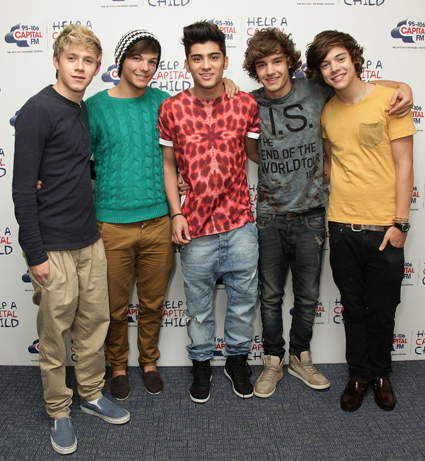 January 2013 meet direction on win meet one direction today with queue jump wristbands sugarscape m4hsunfo