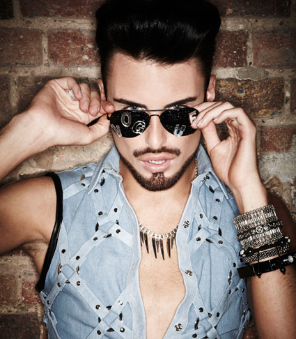 rylan clark: 'I wont win the x factor'