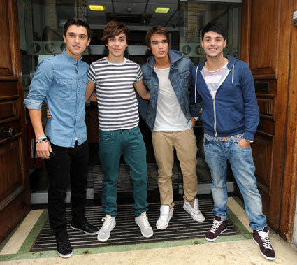 union j outside radio 1