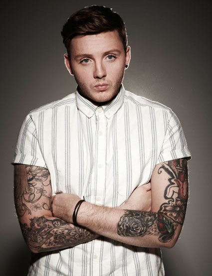 james arthur describes his ideal girl