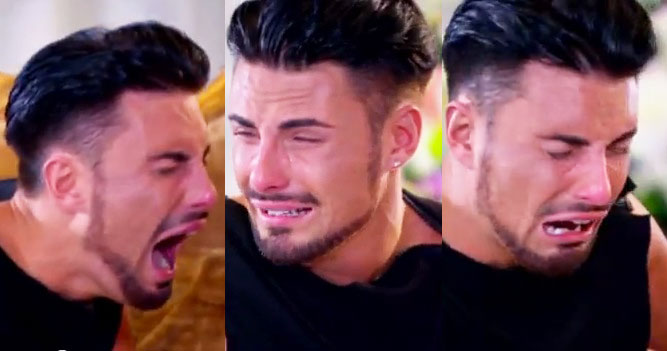 x factor rylan clark reaction