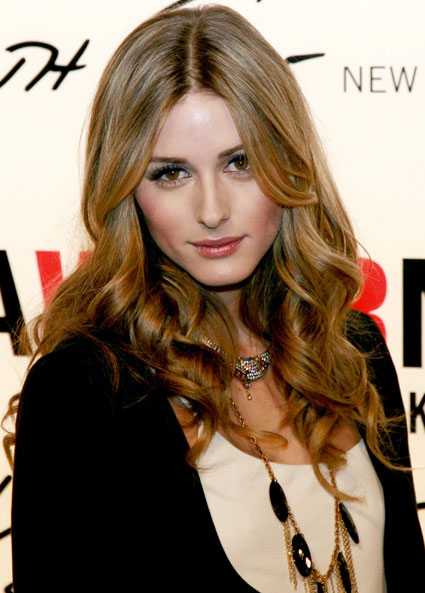 olivia palermo hair. Olivia Palermo#39;s hair beauty