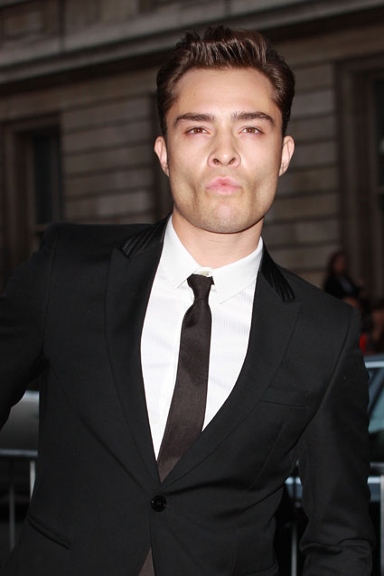 Are you glad that Ed W... Ed Westwick Single