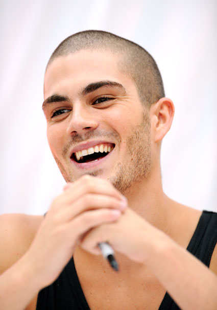 Max George from boyband The Wanted