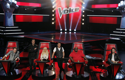 The Voice US]