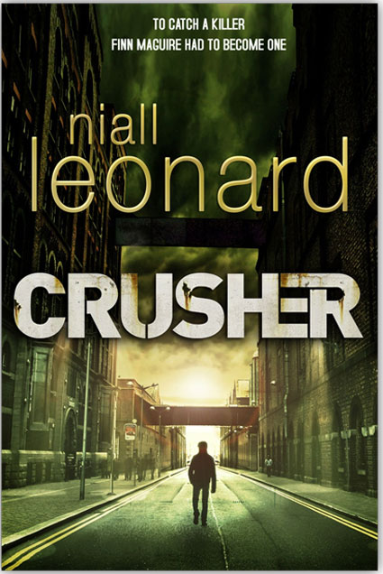 Niall Leonard, husband of EL James chats to Sugarscape about new book Crusher
