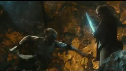 Brand new second trailer for The Hobbit: An Unexpected Journey movie