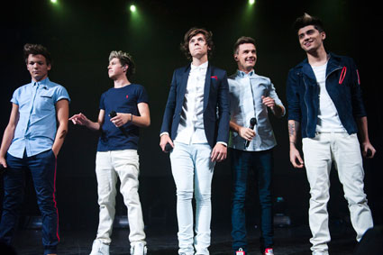 One Direction performs at the iTunes Festival - watch all the videos hee