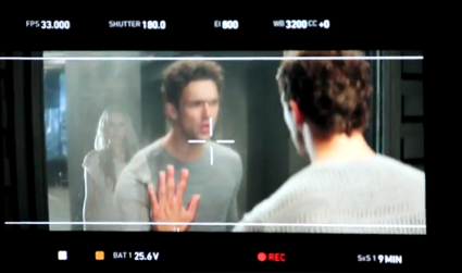 Lawson shoot behind the scenes video for new track standing in the dark