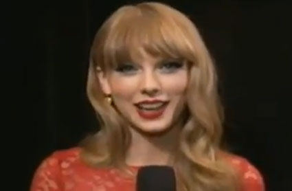 Taylor Swift premieres first clip of new track Begin Again on Good Morning America - VIDEO