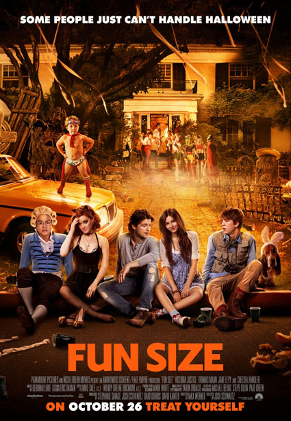 Fun Size exclusive clip