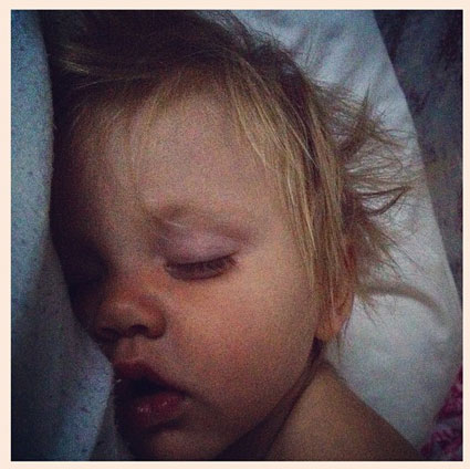Baby  Niall on Believe  Baby Lux