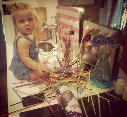 Happy Birthday Baby Lux