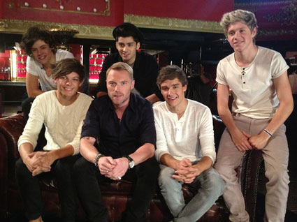 one direction guets mentor on the x factor australia