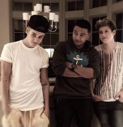 justin bieber pisses off niall horan's neighbours