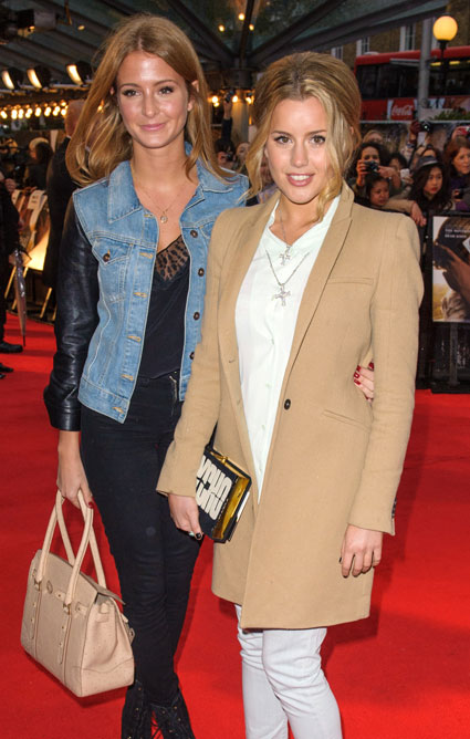 caggie dunlop freaked out by harry styles attention says millie mackintosh