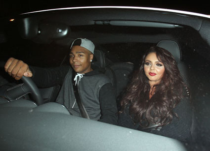 Jesy Little Mix out on date with Jordan Banjo