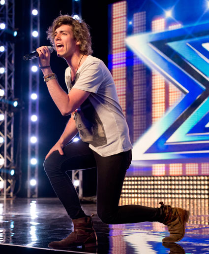 The X Factor Eddie String: Hot or Not?