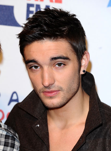 Tom Parker: 'it's bullshit the wanted weren't nominated for MTV EMAs""