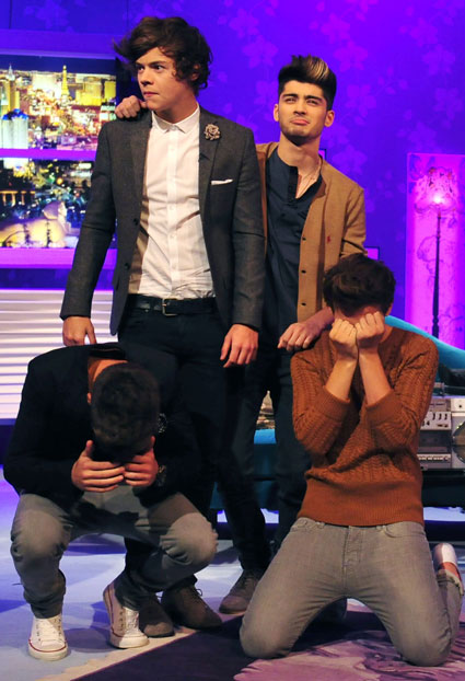 one direction alan carr chattyman