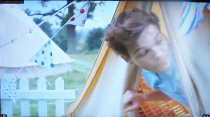 one direction live while we're young video