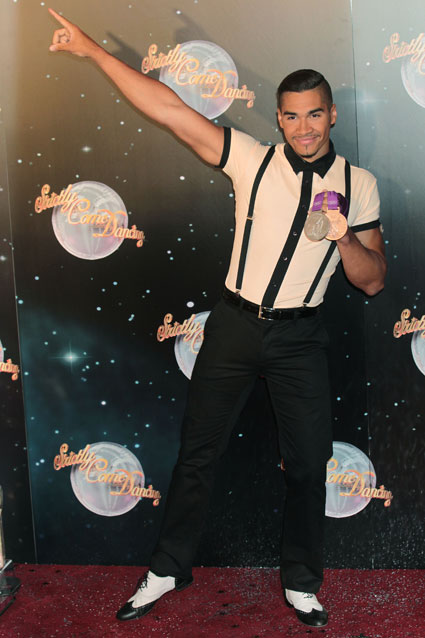 louis smith on strictly come dancing 2012
