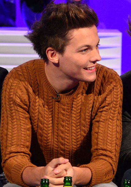 louis tomlinson chatty man alan carr