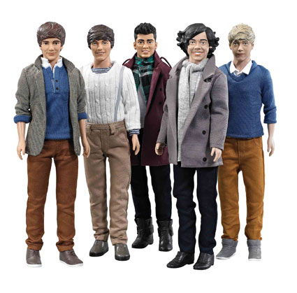 One Direction have been given an autumnal makeover | Sugarscape |