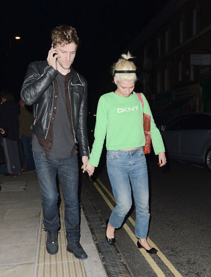 pixie geldof and boyfriend george barnett