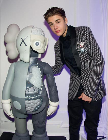 justin biebr just getting started suit