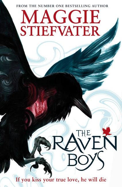 maggie stiefvater the raven boys