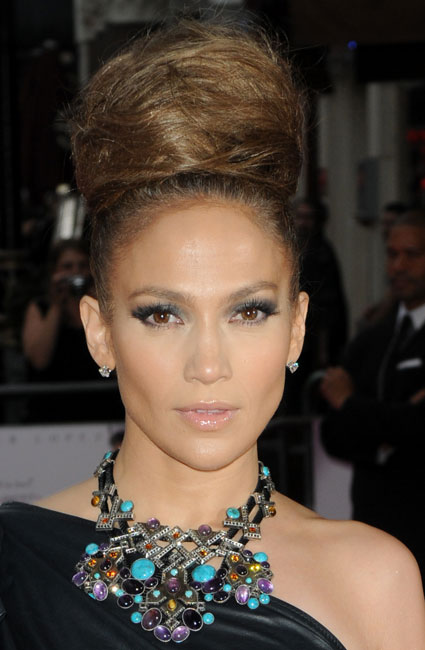 jennifer lopez hairstyles in the back up plan. the Back-Up Plan premiere