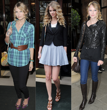 So, does Taylor Swift suit smart or casual outfits the best?