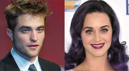 Robert Pattinson and Katy Perry date