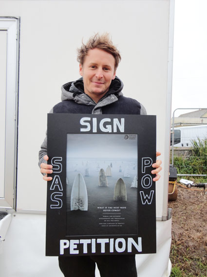 ben howard surfers against sewage