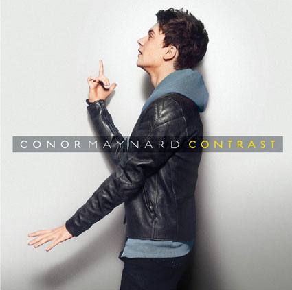 conor maynard contrast album cover