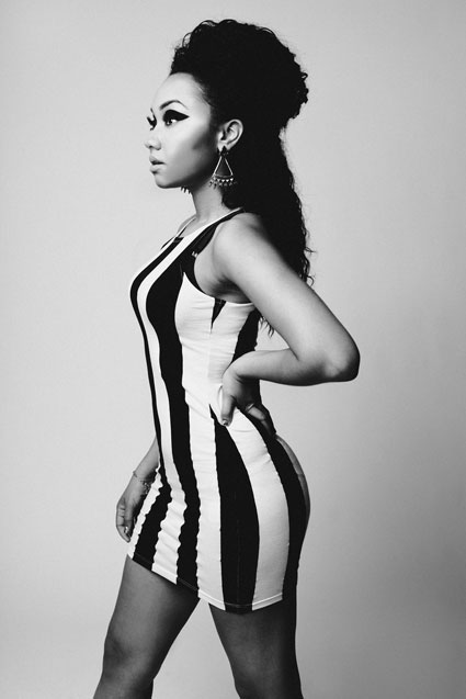 leigh anne pinnock little mix in fiasco magazine