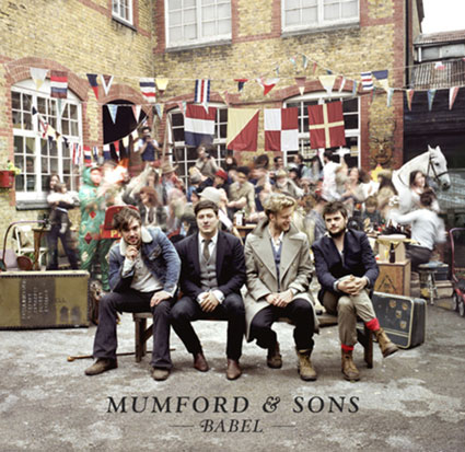 Mumford & Sons announce new album Babel and premiere lead single I WIll Wait - VIDEO