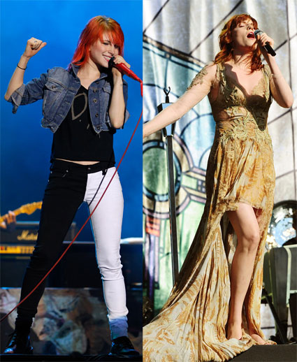 Reading and Leeds Festival 2012 Playlist with Paramore, Florence + The Machine, You Me At Six, Foo Fighters, Bombay Bicycle Club and more