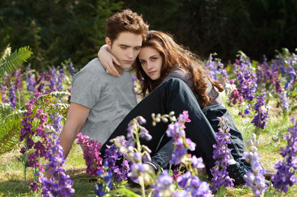 New breaking dawn pictures
