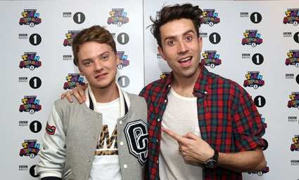 Conor Maynard: 'squirrels are the most violent creatures on the planet""