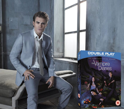 The Vampire Diaries' Paul Wesley talks to Sugarscape