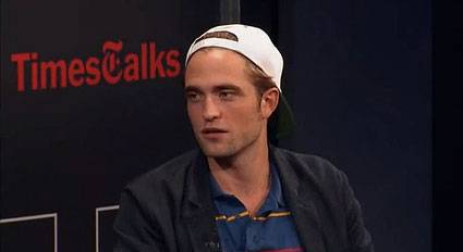 Robert Pattinson compares robsten to royal family