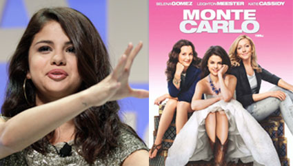 Movies  Selena Gomez on Selena Gomez   I Never Want To Do A Film Like Monte Carlo Again