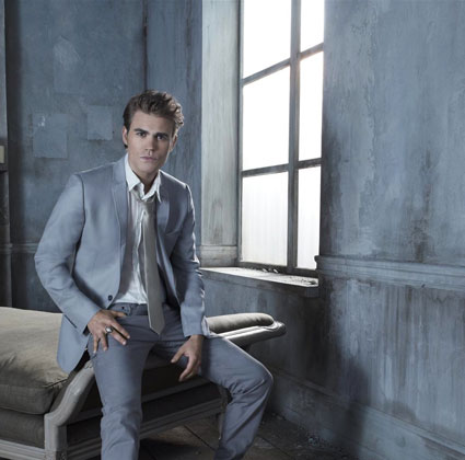 Paul Wesley 'Stefan' talks to sugarscape about the vampire diaries
