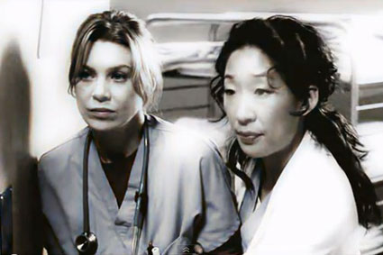 Meredith and Cristina to get standalone episode in greys season 9