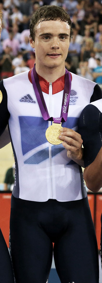 Top Ten British Olympic Hotties